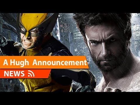 Hugh Jackman Teasing a MAJOR Announcement