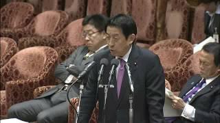 2017 02 17 衆議院予算委員会「安倍内閣の基本姿勢・社会保障等についての集中審議」