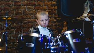 Festival De Ritmo - Dave Weckl - Drum solo - Daniel Varfolomeyev 9 years