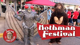 Mothman Festival - Plus Trip to Abandoned TNT Bunkers