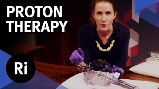 Curing Cancer with Proton Beams – with Suzie Sheehy