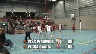 WSC U18 vs Giants U20 (Beker)