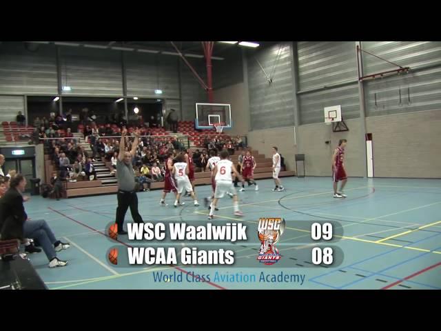 WSC U18 vs Giants U20 (Beker)