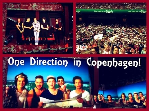 One Direction in Copenhagen June 17th | My favourite moments