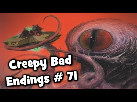 Creepy Bad Endings # 71