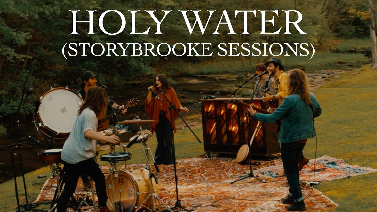 We The Kingdom - Holy Water (Storybrooke Sessions)