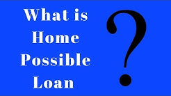 What is the Home Possible Program with Freddie Mac