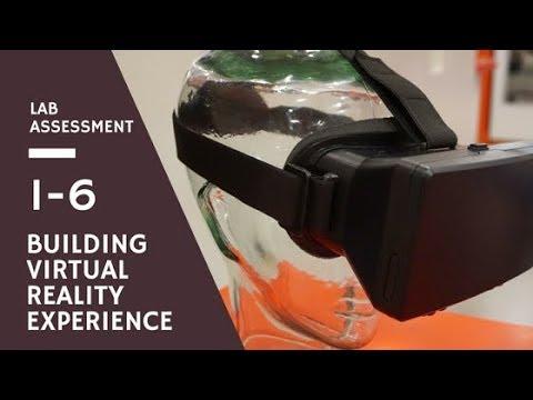 BUILDING VIRTUAL REALITY EXPERIENCE - GOOGLE VR SDK