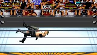 nL Royal Rumble Marathon 2017 - Match #6: WWF Road to WrestleMania X8