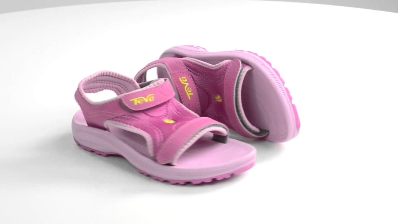 1966f56c8 Teva Psyclone 2 Sport Sandals (For Kids and Youth) - YouTube