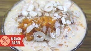 Tasty Low fat Mango Rabdi Recipe - Aam Ki Rabri Recipes