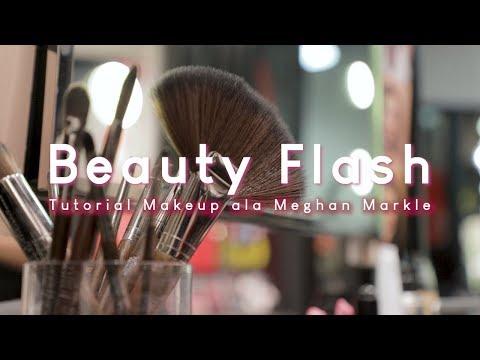 Makeup Tutorial Ala Meghan Markle