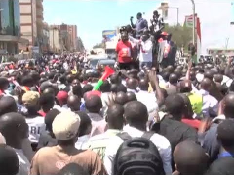 Leaders call for reconciliation after court verdict as Eldoret residents celebrate