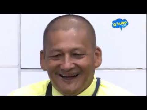 Apóstol Santiago Zuniga con Dientes Nuevos en un Canal de Television SI TV