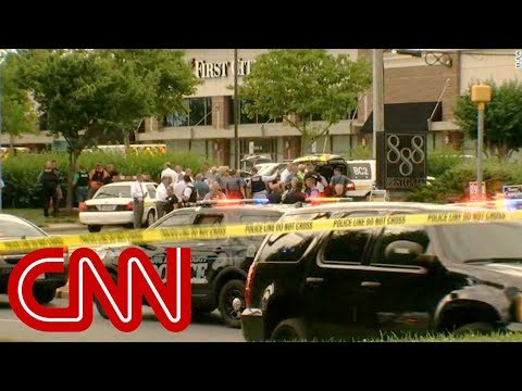 Fatal shooting at newspaper building in Maryland