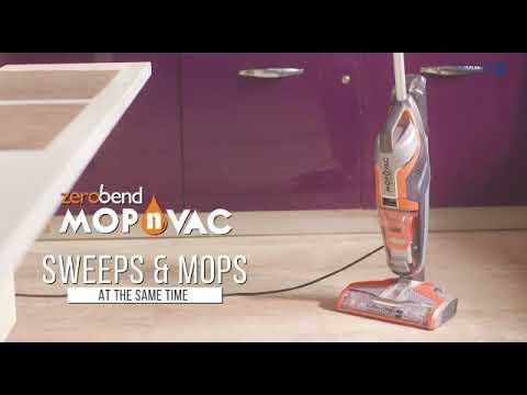 Euroclean Mop N Vac Vacuum Cleaner