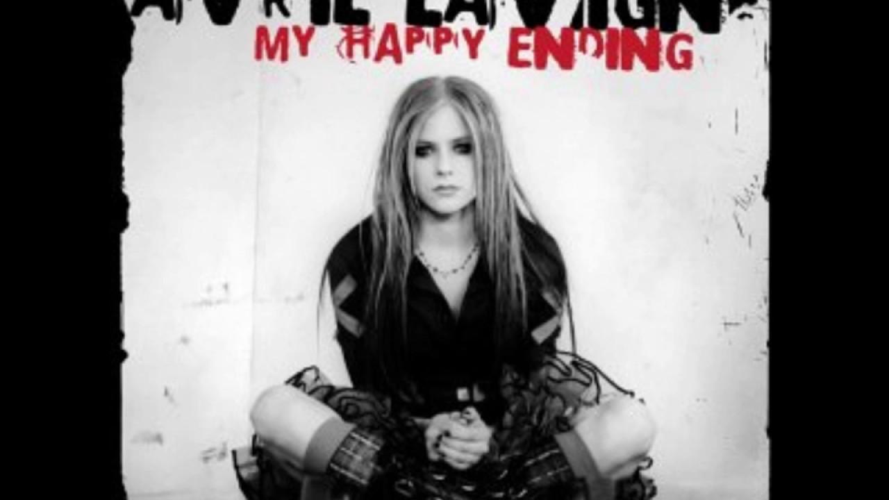 Avril Lavigne My Happy Ending (Audio) - YouTube