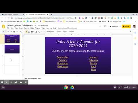 How to Navigate Schoology for Campbell County Middle School Students and Parents