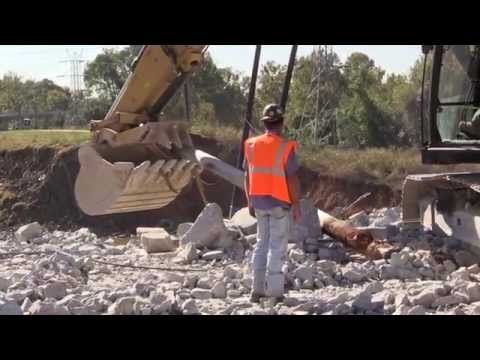 Update on the Columbia Canal repair