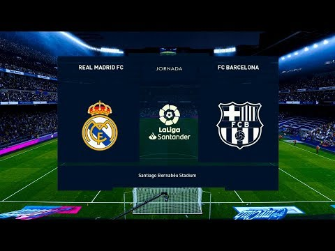 Real Madrid Vs Sevilla Estadio Santiago Bernabeu 2019 20 La