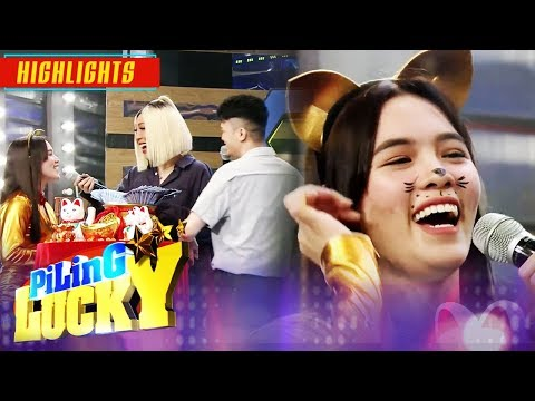 Ate Girl tells Vice that she is okay   It's Showtime Piling Lucky