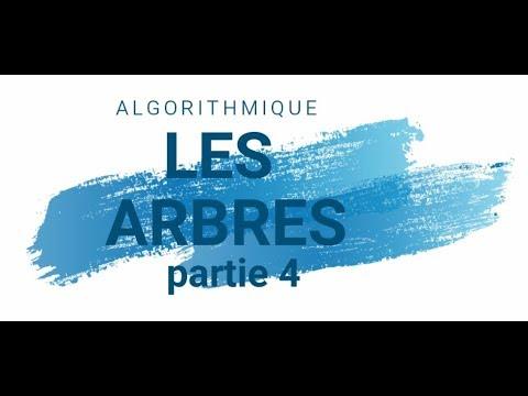 ASD : Les Arbres - Utilisation - Partie 4 (darija)