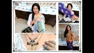 Myntra EORS Clothes & Accessories Haul | Part -1 | TheLifeSheLoved | Sana K