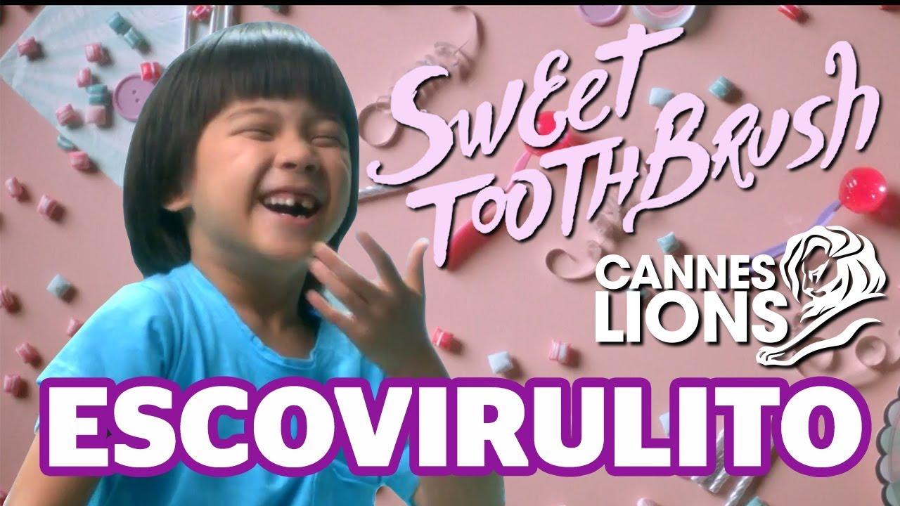 Escovirulito – Sweet Toothbrush Papabubble