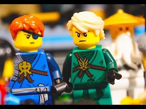 LEGO NINJAGO Realm Wars! Episode 12 - The Final Student
