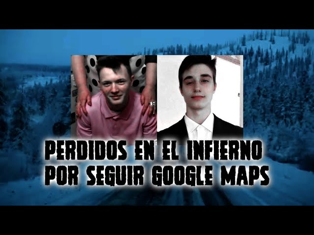 Google Maps los Condujo a una Carretera Maldita y Nunca Más Regresaron