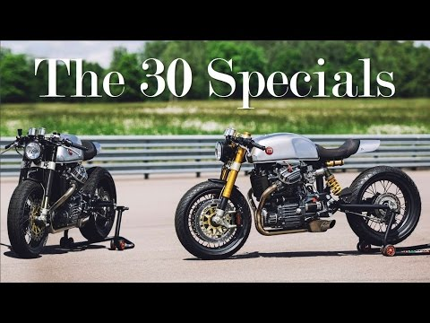 Cafe Racer (2015 Top 30 Best Motorcycles)