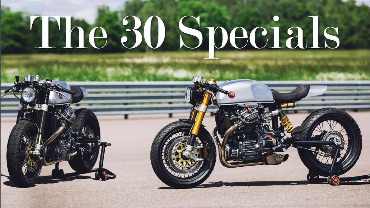 Cafe Racer 2015 Top 30 Best Motorcycles