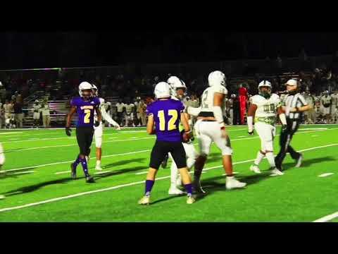 Jones County vs Ola High School(Game Footage) 10-30-2020
