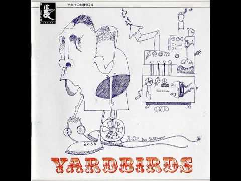 "The Yardbirds ""Roger The Engineer"" (1966)"