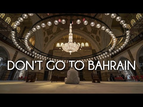 Don't go to Bahrain Feat. Morgan Jouquand - Travel film by Tolt #15