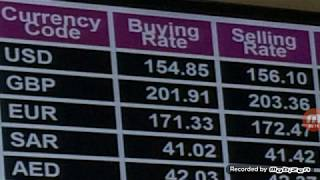 Dollar New Latest Price in Pakistan||09 Jan 2020||Currency Exchange Rates Today
