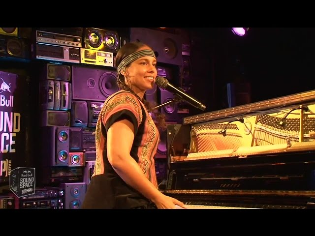 Alicia Keys Live Red Bull Sound Space Full HD
