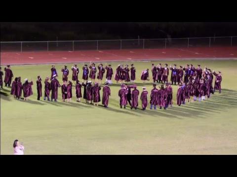 Dilley High School 2018 Graduation