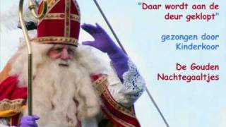 Sinterklaas - Daar wordt aan de deur geklopt