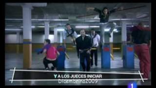 VITO BAMBU en La hora de Jose Mota bailando 31 de diciembre 2009 españa