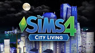 the sims 4 city living   first look reaction to trailer