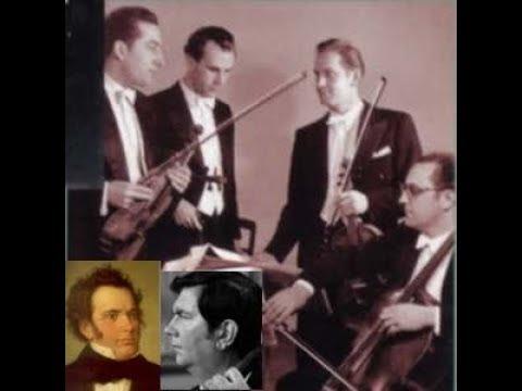 Schubert:Quintet in C Major-D.956-Endres Quartet with Fritz Kiskalt-mono Lp-1958