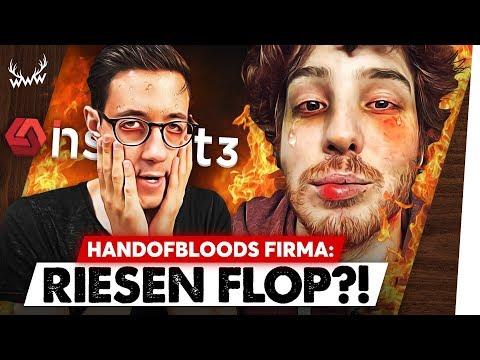 FLOPPT HandOfBloods Firma?! • Unge spricht über seine KRANKHEIT! | #WWW