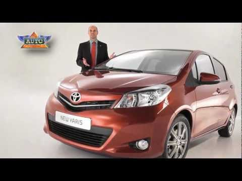 2012 Toyota Yaris More Quality, Style and Efficiency