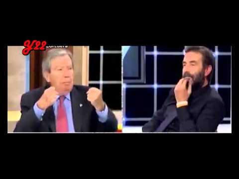 Jose Luís Corcuera dándole una lección a un independentista.
