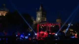 Navalis 2015 - Koncert na Vltavě a ohňostroj