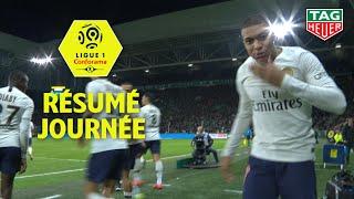 Résumé 25ème journée - Ligue 1 Conforama / 2018-19