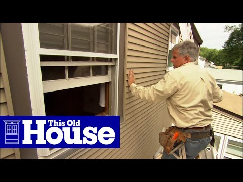 How To Fix Leaky Siding This Old House Youtube