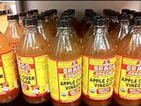 Detoxify Your Body With Apple Cider Vinegar