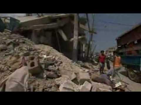 Haiti releases quake reconstruction plan